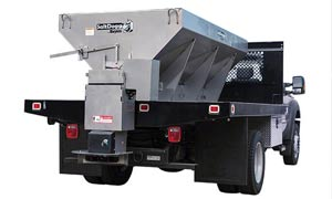 Buyers Salt Dogg Mid Size salt spreader