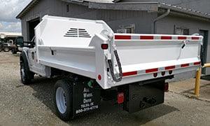 9 foot dump body, ford F550