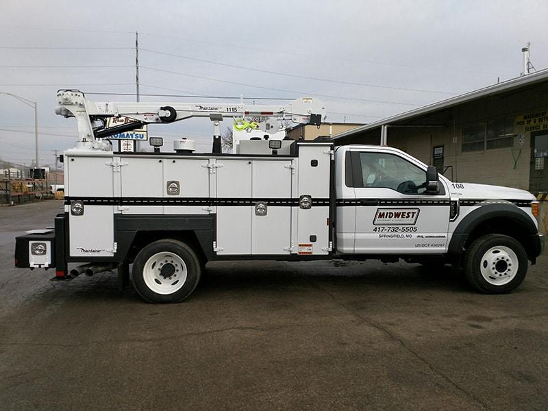 midwest Equipment Unit