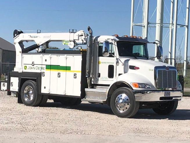 GTE truck for John Deere
