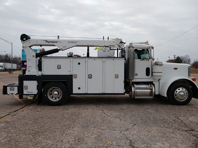 Maintainer Sold Unit